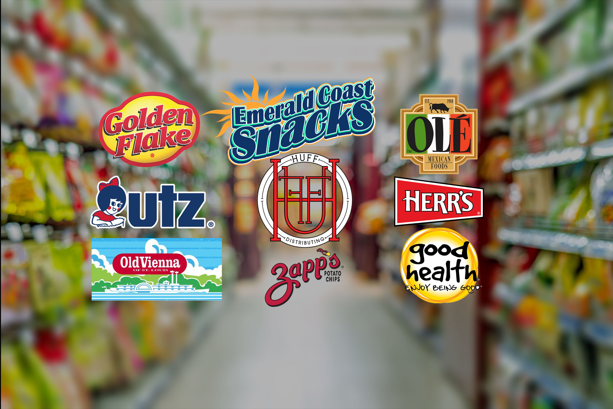 Emerald Coast Snacks - Huff Distributing